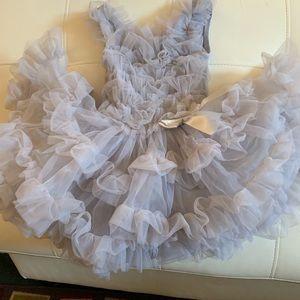 Toddler tutu dress.